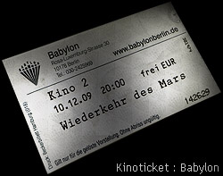 Kinoticket : Babylon